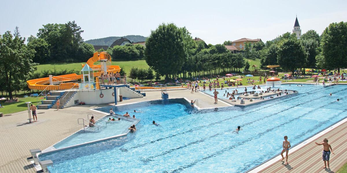 Schwimmbad Völkermarkt