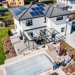 Energieeffizient wohnen
