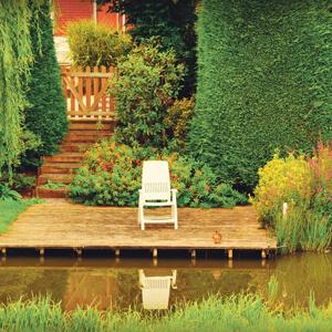 Der Garten als Wohlfühloase